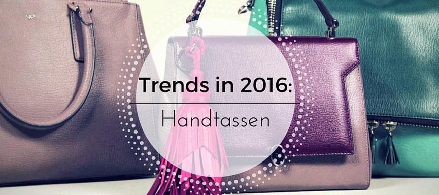 Trends van 2016: Tassen