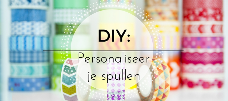 Diy: Personaliseer je spullen